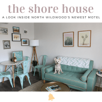 A Look Inside The Shore House