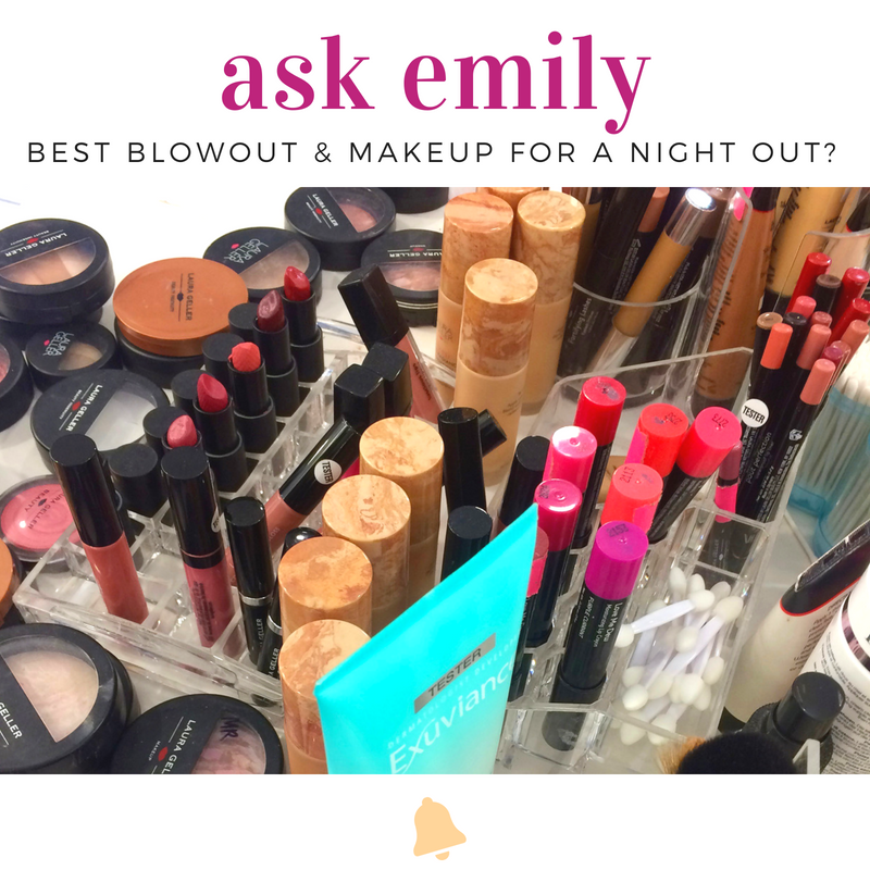 Where is the Best Blowout + Makeup in Philly