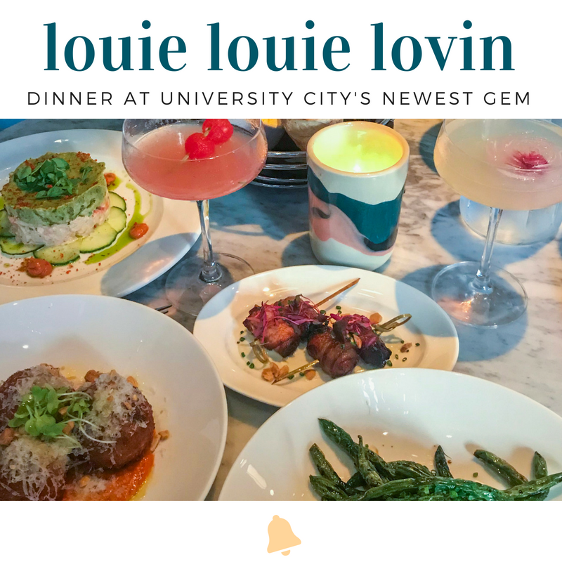 Louie Louie University City