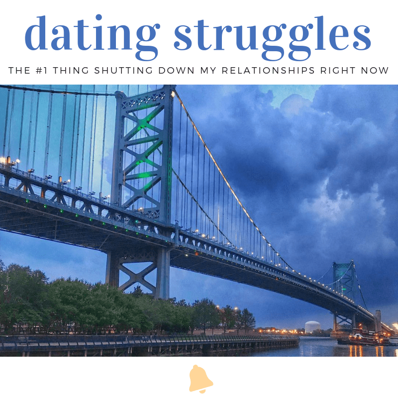 Dating in Philly Struggles
