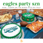 Having the Perfect Eagles Party this Season