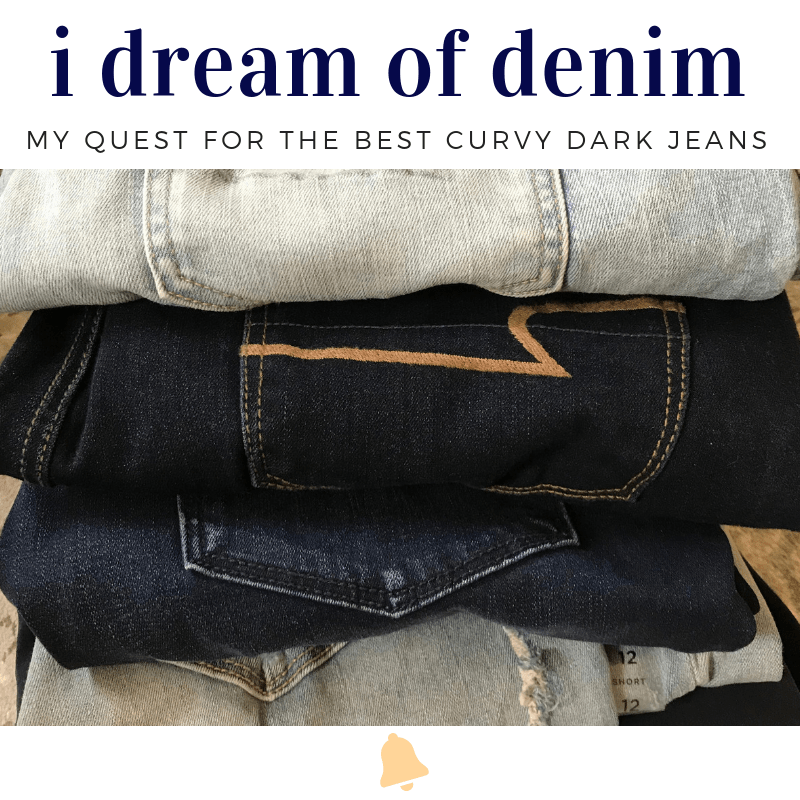 Finding the Best Curvy Jeans