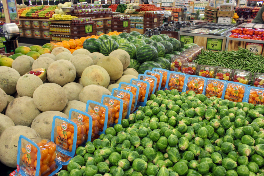 Sprouts Philly produce