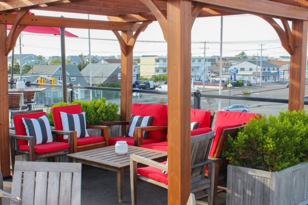 Long Beach Island Rooftop Bar