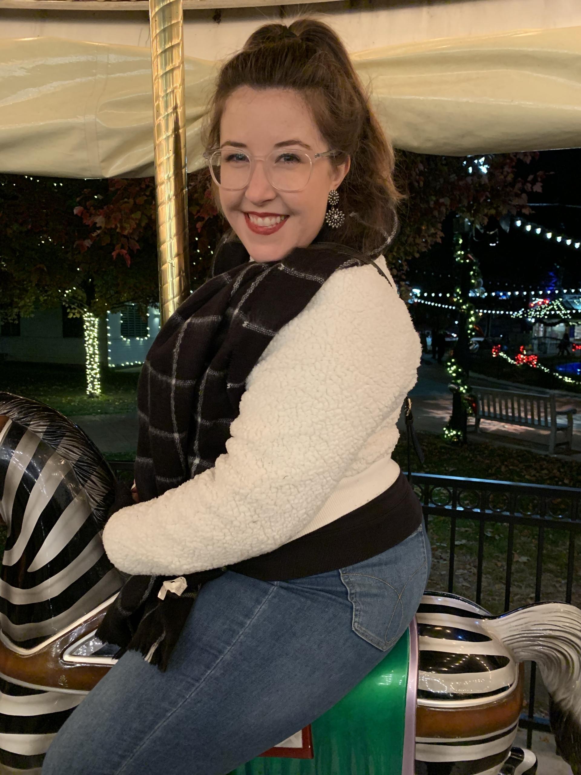Franklin Square carousel