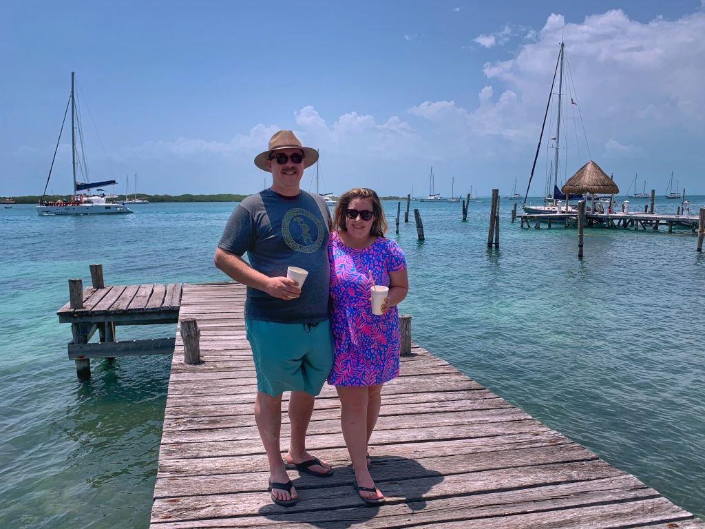 A Day in Isla Mujeres