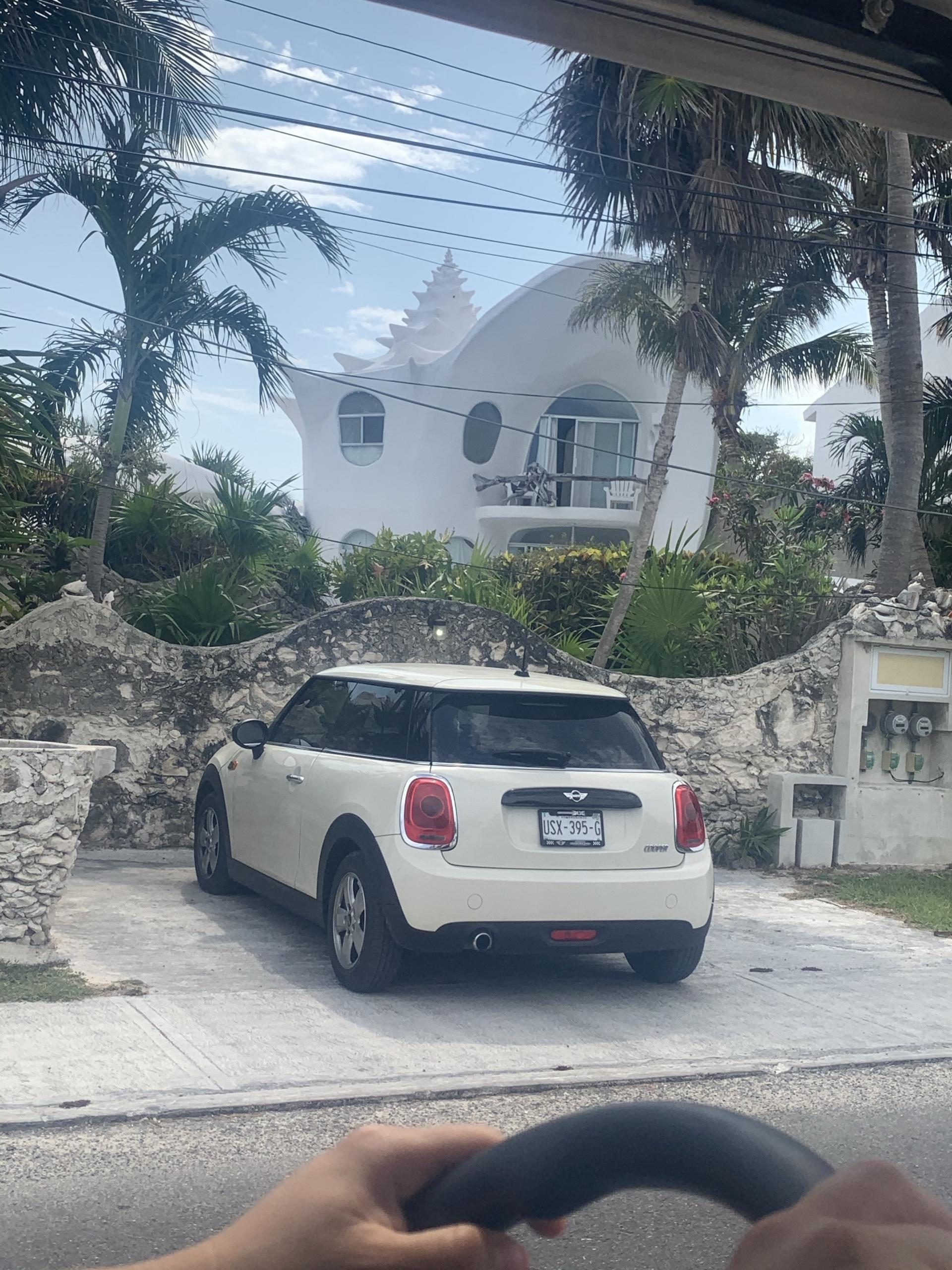seashell house isla mujeres