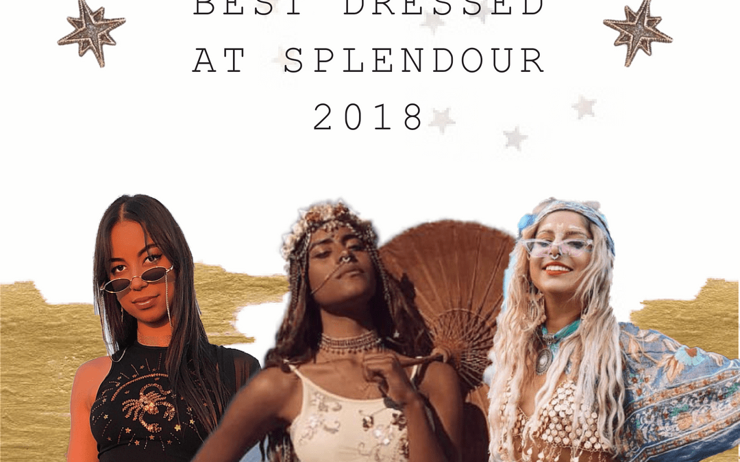 BEST DRESSED AT SPLENDOUR 2018