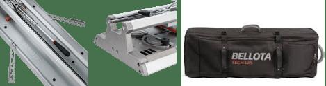 detalles cortadora bellota tech 125