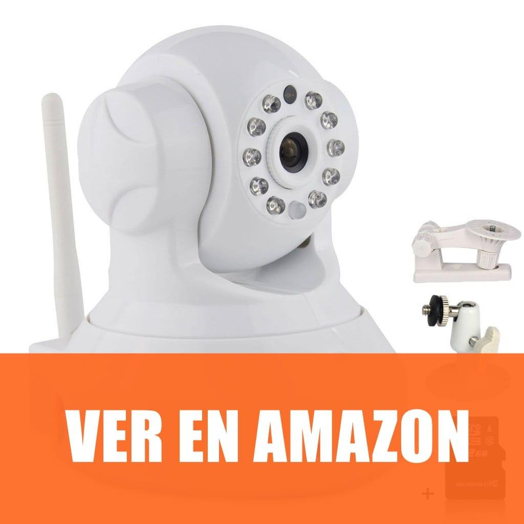 Apextech - Cámara HD Wi-Fi de Vigilancia