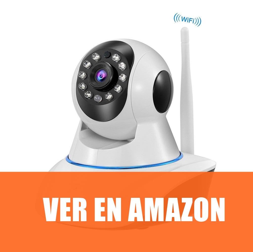 NexGadget - Cámara de vigilancia para exteriores