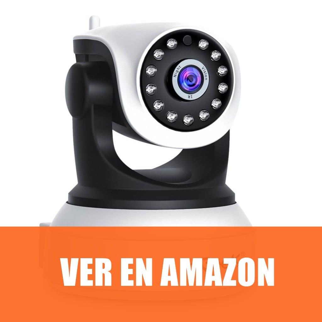 ieGeek - Cámara de vigilancia de visión nocturna