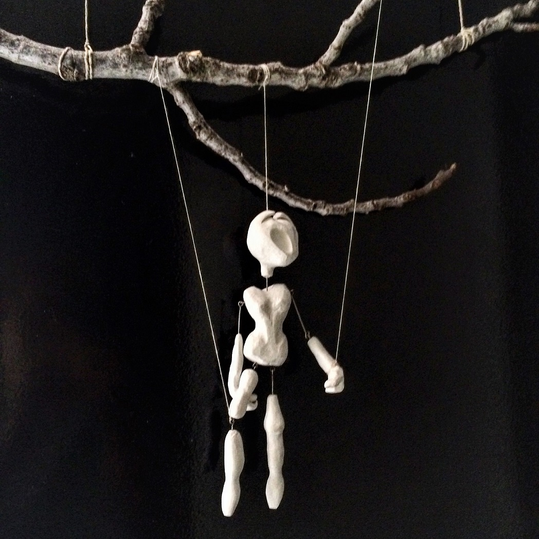 Marionette - String Puppet - Symbolizing abuse and manipulation