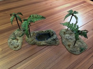 Palm Stands/Oasis