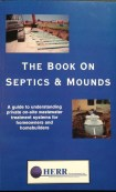 Septic & Mound Book by Herr Corporation