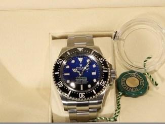 Rolex Sea-Dweller Deepsea D-Blue| Review | 126660 | Olfert&Co
