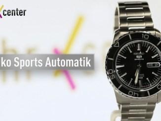 Seiko SNZH55K1 Sport Herrenuhr Seiko 5 Automatik