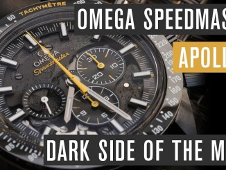 Omega Speedmaster Apollo 8 Dark Side of the Moon! (2019) Test | Review