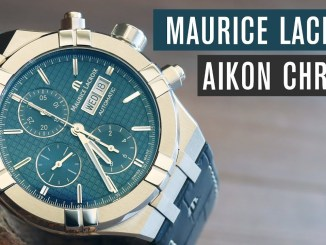 Maurice Lacroix Aikon Chronograph | Test | Review | Deutsch
