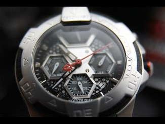 DETOMASO Tough Guy Chronograph Automatik Test Review Deutsch