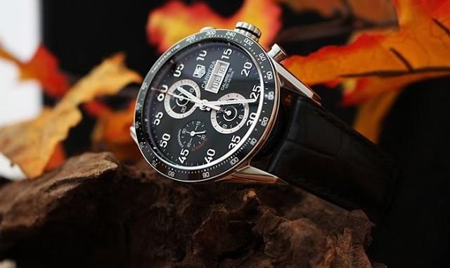 Tag Heuer Carrera Day Date Chronograph - Review - Deutsch - German - Luxusuhr