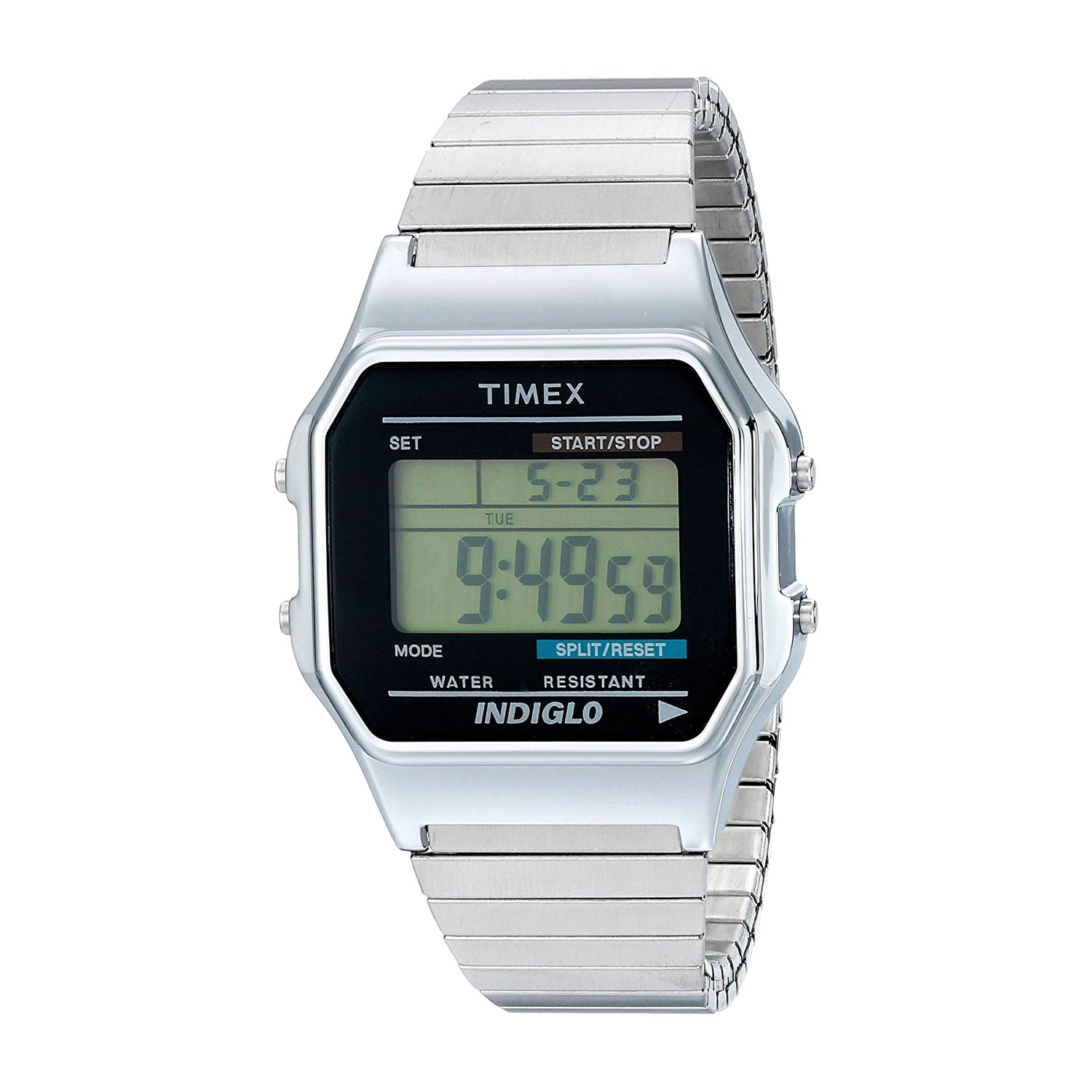 Timex Core Digital T78587 Retro Herrenuhr Im 80er Jahre Design
