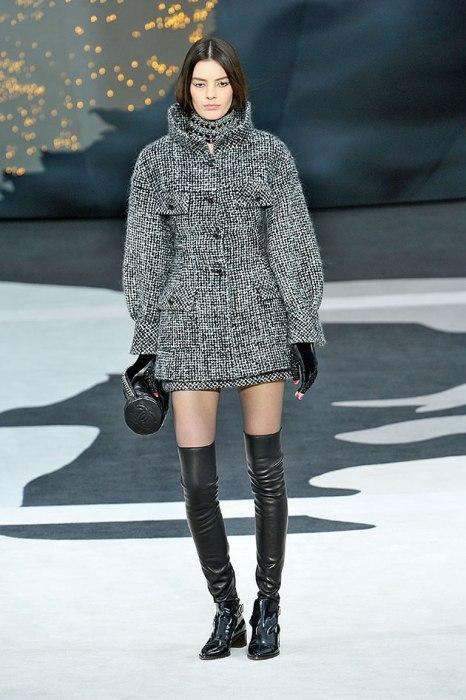 Chanel outono/inverno 2013
