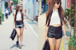 Cropped Top + Short