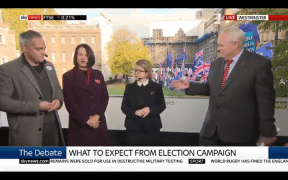 Mansplaining Sky News