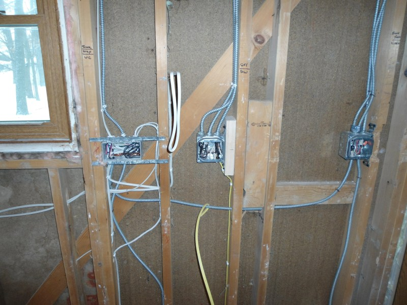 Range Rough In Electrical Wiring   Search For Wiring Diagrams     rough electric rough plumbing and drywall remodeling in real time rh  herriges wordpress com Wiring a Room Electrical House Wiring