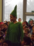 Wesley (Y4K) as 'Sam' from 'The Elves and The Shoe Maker'