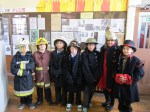 Firemen through the ages