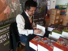 David Lawrence Jones Book Signing