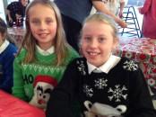 Christmas Jumper/Dinner