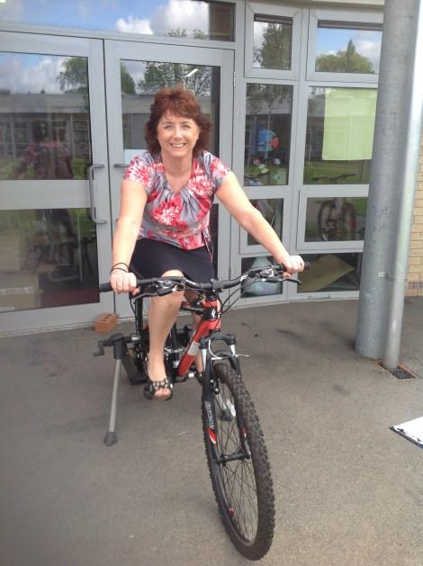 Mrs Fearnley Y6 Winner
