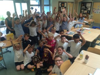 Well done Y4/5G