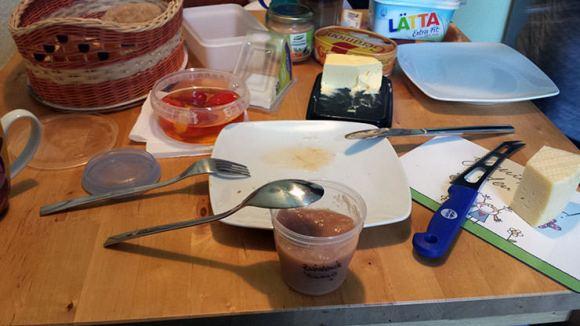 Breifrühstück