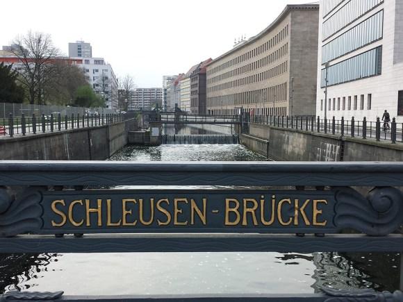 Schleusen-Brücke