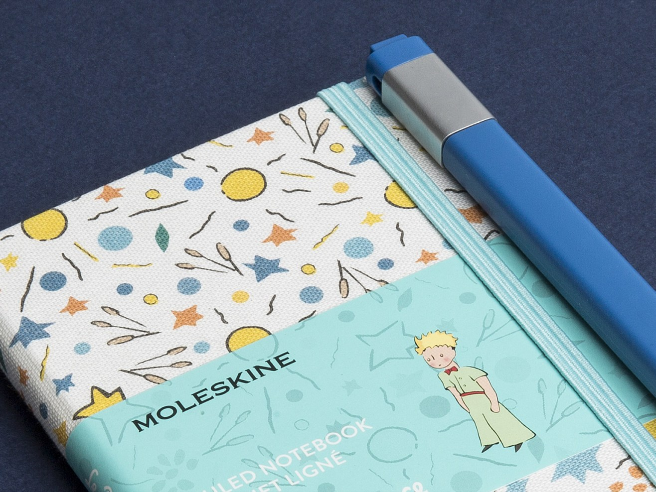 RS98920_Moleskine_Petit Prince_limited edition_Pocket_white_close up
