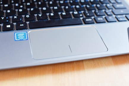 großes Touchpad