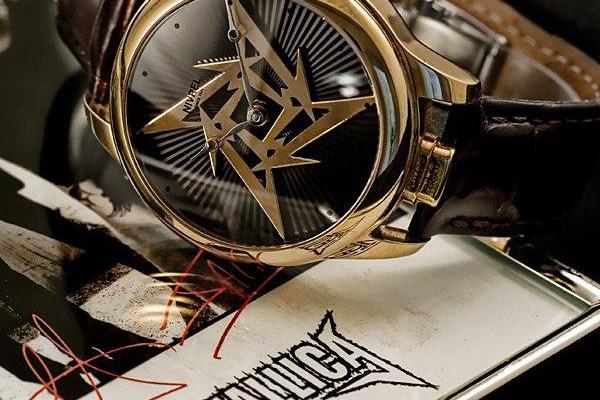 Uhrmacherkunst meets Metallica