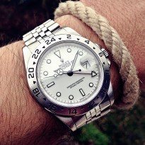 Rolex Explorer II WD