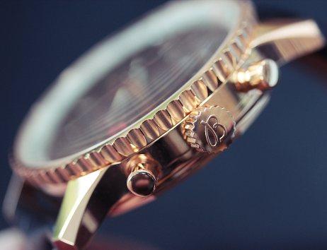 Breitling Navitimer Rosegold 9