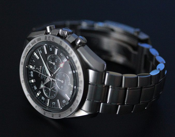 Omega Speedmaster Broad Arrow 1