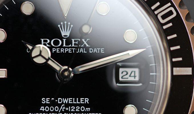 Rolex und Design? Nicht dein Ernst.