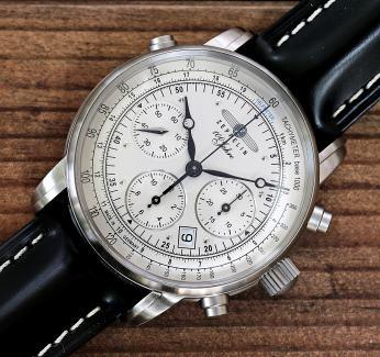 Ob es sich bei dieser Uhr um den Grafen oder den Meter handelt...