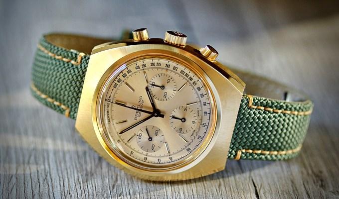Schatz, ich hab' uns EINE Uhr gekauft…