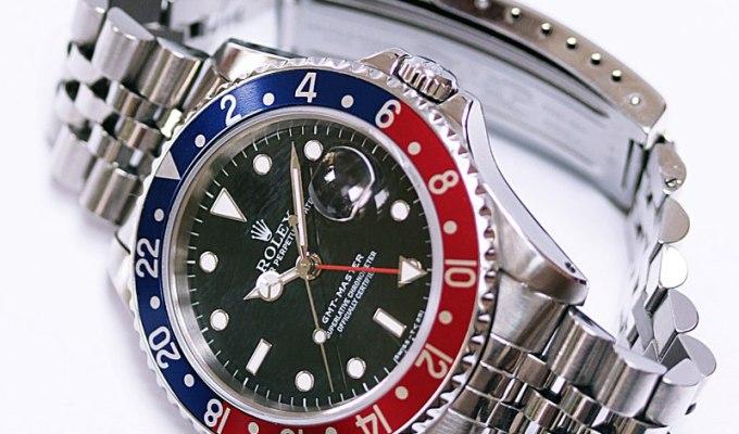 GMT Master – die untragbare Uhr.