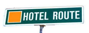 Hotelroute