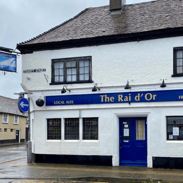 The Rai d'Or public House